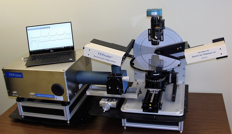 Infrared Spectroscopic Ellipsometer