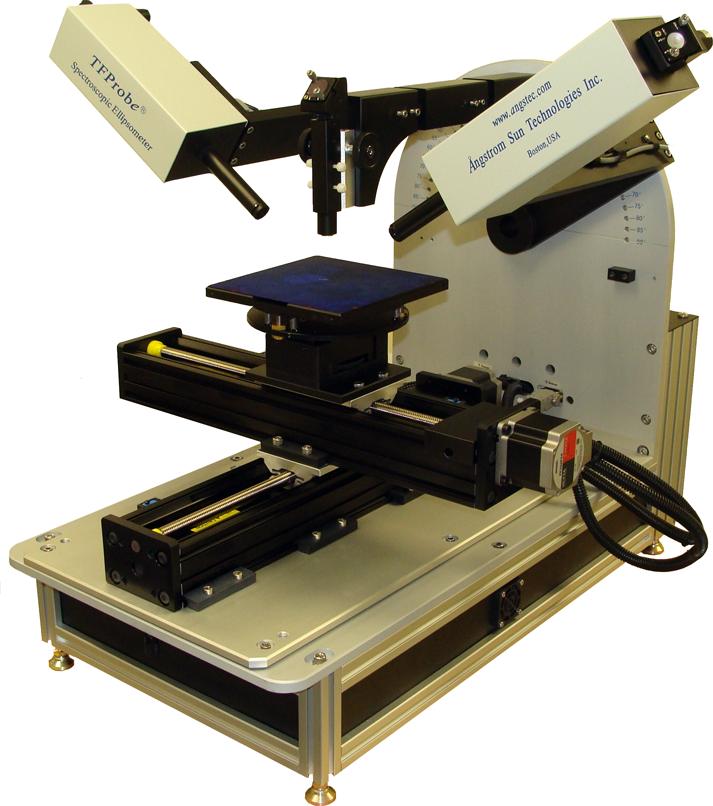 Spectroscopic Ellipsometer for Solar Photovoltaic Application