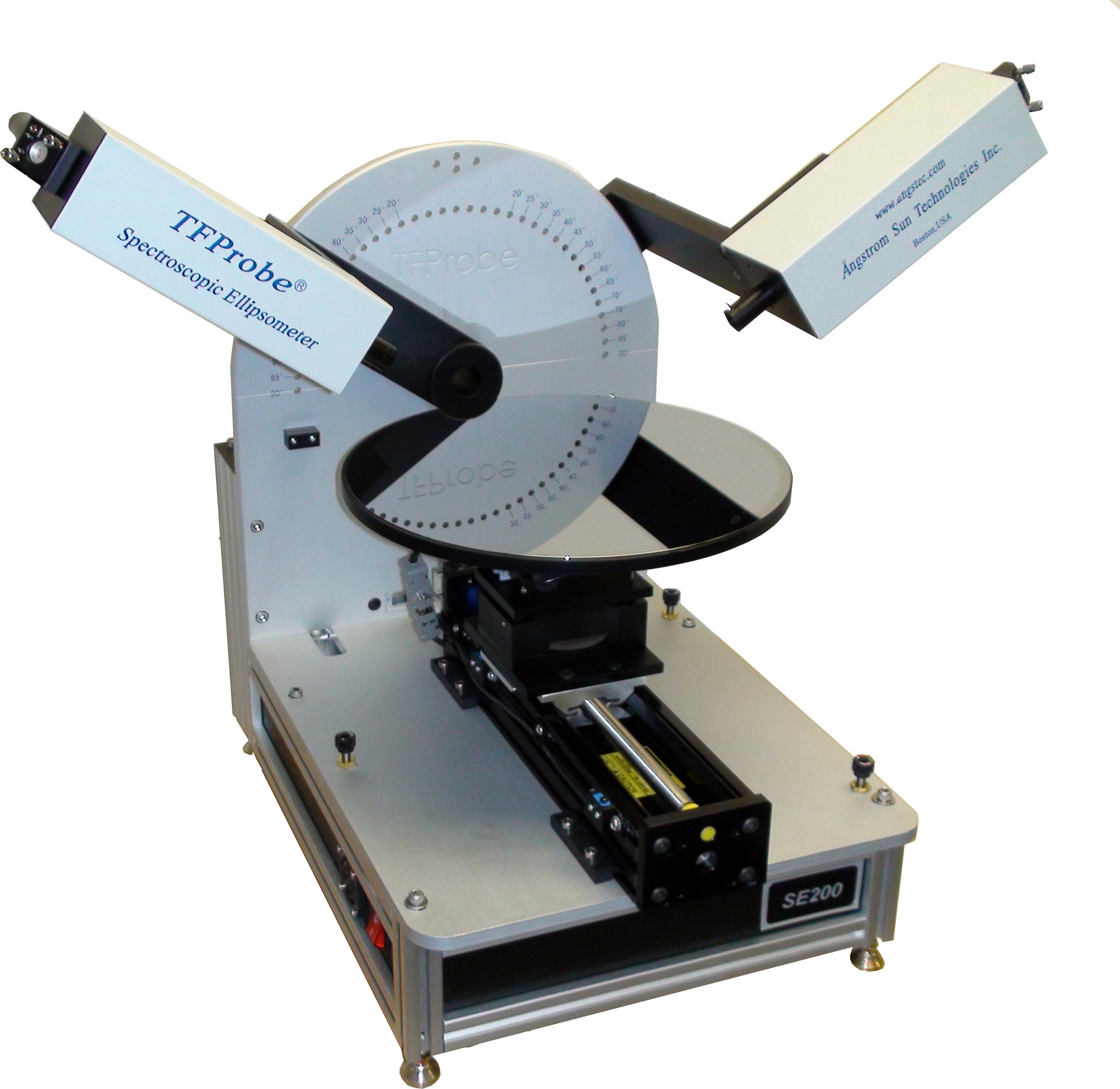 Spectroscopic Ellipsometer Model SE200BM-M300